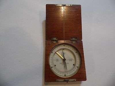 Antique W. & L. E. Gurley 1918 Engineer Department Compass