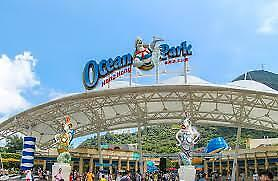 2x Ocean Park Hong Kong Tickets - Theme Park Attractions Voucher - Use Any Day