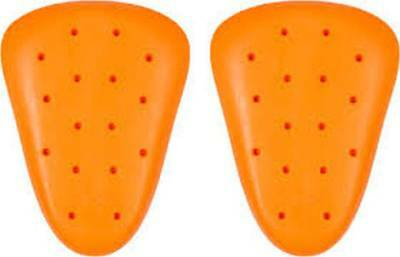 New Icon D30 CE Left And Right Adult Hip Protector, Orange, One Size