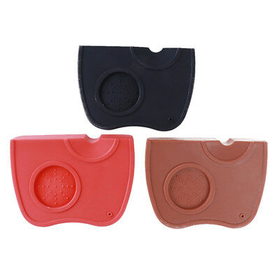 1X Pro Coffee Tamper Mat For Espresso Maker Silicone Coffee Tamp Tamping Pad Mat