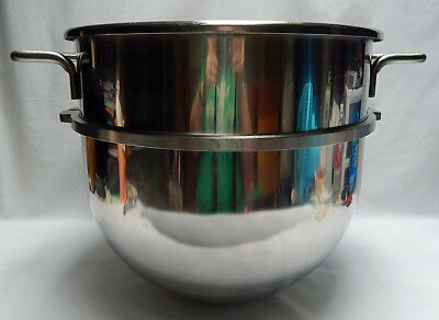 30Qt Stainless Steel Dough Pot-Fits Hobart Mixers