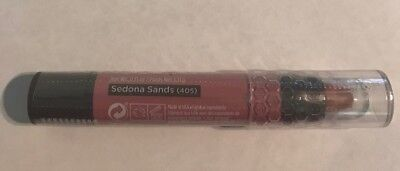 Burt's Bees 100% Natural Moisturizing Gloss Lip Crayon-405 Sedona Sands- NEW