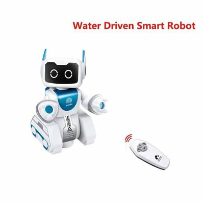 Water Driven Smart Robot Hydroelectric Hybrid Fingerprint Song Remote Control