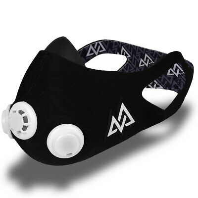 Neu Training Mask 2.0 Elevation Training Simuliert Hohe Höhe Fitness