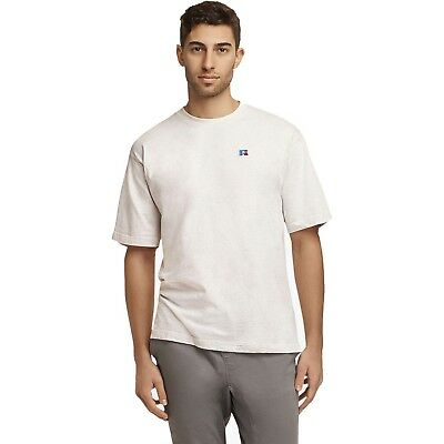6972fdc6ea890 Russell Athletic Heritage Men s Baseliner Heavyweight Cotton T-Shirt