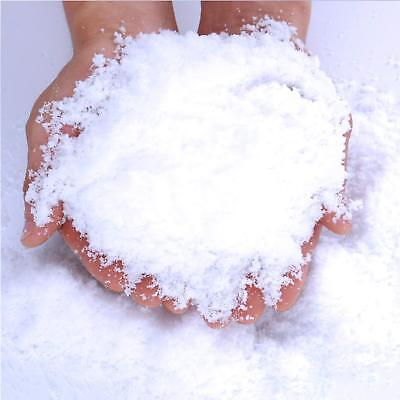 10/20x Instant Artificial Snow Powder Fake Magic Prop Christmas Party Decor Toy