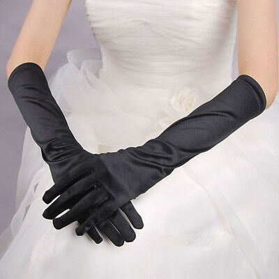 Party Bridal Dance Long Gloves Formal Wedding Gloves for Lady Women Bridemaids