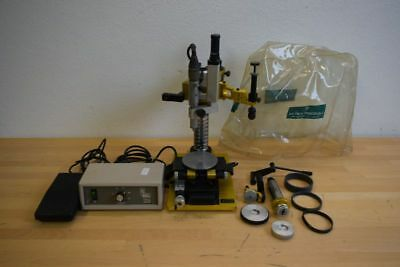 Cendres Metaux Milling Machine + Kavo Technical Machine with Hand Device
