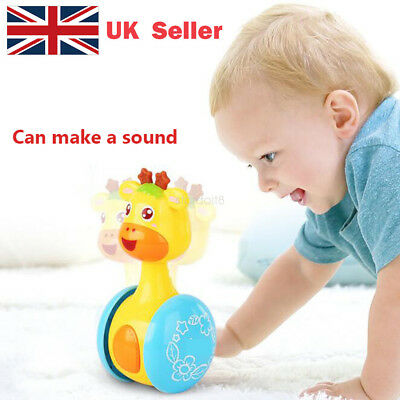 Baby Toys Educational 3 Months Hip Hop Swing Reindeer Children Animal Xmas Gift