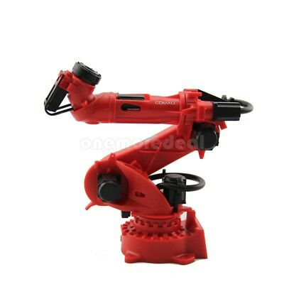6 Axis 1:10 COMAU Robot Manipulator Arm Model Vertical Multiple-joint od34