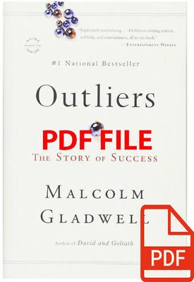 Outliers The Story Of Success By Malcolm Gladwell 12 72 Picclick