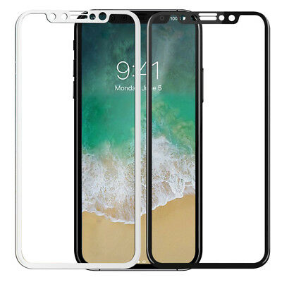 Scratch Resist Tempered Glass Screen Protector Guard For iPhone XR Xs Max X 8 7