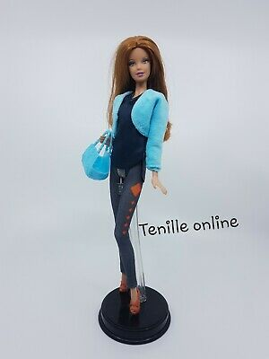 New Barbie clothes complete outfit casual everyday fashion handbag
