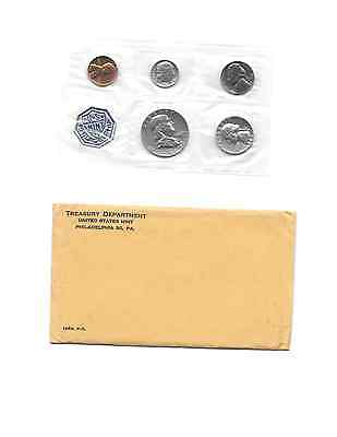 United States Proof Set, 1963, 5 coins, Philadelphia Mint, Other Proof Sets . .