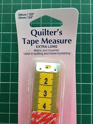 Extra Long Tape Measure