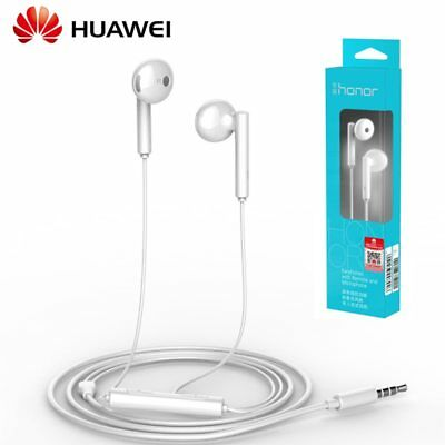 Genuine Huawei Honor AM115 Earphone 3.5mm In Ear Earbuds Headset Phone Bass Gift