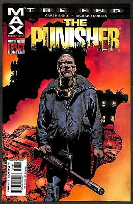 Punisher: The End #1 VFN