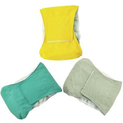 Male Dog Cottons Physiological Pant Sanitary Underwear-Belly Band Diaper for Pet