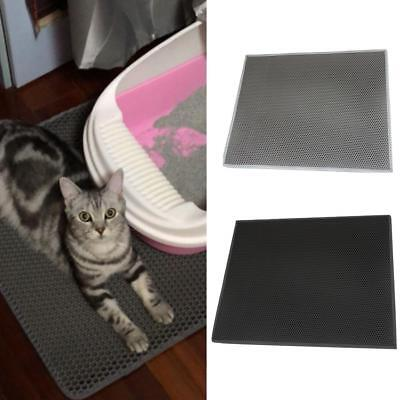 Pet Cat Kitten Scratch Scratching Board Post Claws Hemp Mat Filter Pad Health