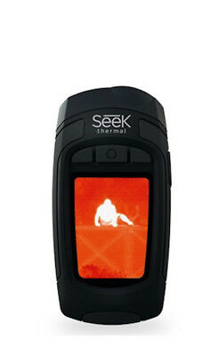 Seek Reveal XR RT-EBA Thermal Imaging Camera Compact With High Performance Light
