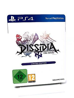 PS4 Spiel • Dissidia Final Fantasy NT • Limited Edition • Guter Zustand