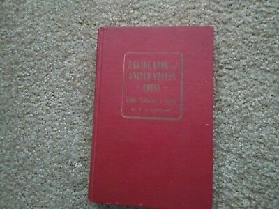 A GUIDE BOOK OF UNITED STATES COINS 18th Edition 1965 Hard Back
