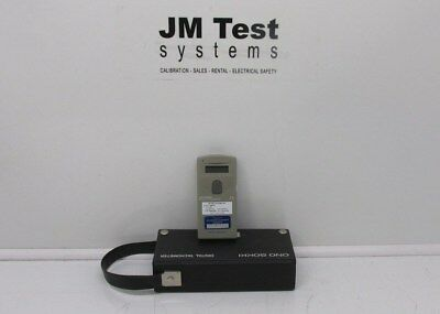 Ono Sokki HT-4100 Digital Tachometer Recently Calibrated BR