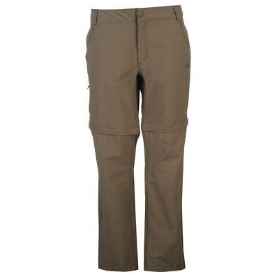 The North Face Exploration Zip Off Trousers UK 14 -FREE UK POSTAGE-