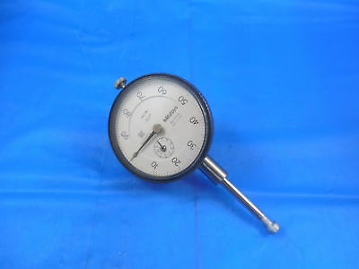 """Mitutoyo No. 2904S Dial Indicator Inspection Tool .001 0-1"""" #2904S Machine Shop"""