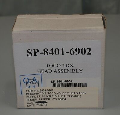 Toco TDX Head assembly - SP-8401-6902