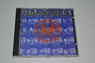 CD - Ramones - All the Stuff ( And More) Volume one - 1990