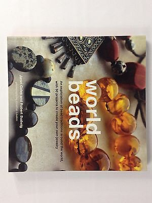 World Beads Book Exploration of Traditions Around the World + 30 projects