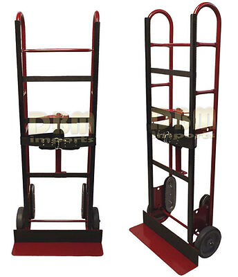 Portable Hand Truck Dolly 2 Wheels Appliances Mobile Moving Cart Lift Carrier