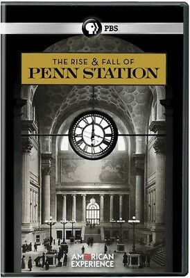 American Experience: The Rise and Fall of Penn Station (DVD Used Very Good)