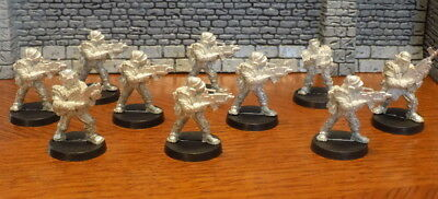 Fasa Vor Union Infantry from box set lot