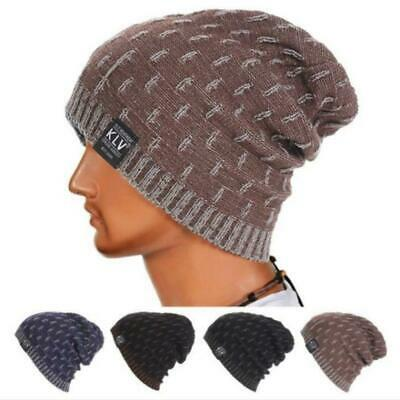 b8e2e2750c344 4 Colors Women s Men s Knitted Autumn Winter Warm Simple Style Ski Beanie  Hat