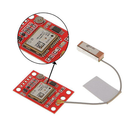 NEO-6M GPS GY-NEO6MV2 GYNEO6MV2 Module Board with Ceramic Antenna for Arduino HB