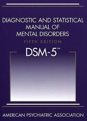 DSM-5- Diagnostic and Statistical Manual of Mental Disorders PDF e-delivery
