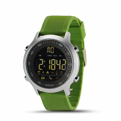 Waterproof Smart Wrist Watch Bluetooth Phone Mate For Android iOS