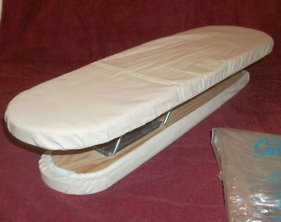 Vintage Antique Portable / Traveling Compact Ironing Board 2-Way New NOS