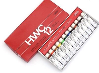 HOLBEIN Artist Watercolor Set 12*5ml* tube Made in Japan (5% OFF: P5OFF)