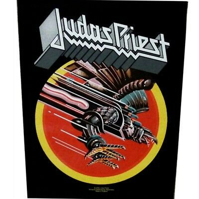 Judas Priest screaming for vengeance Back Patch XLG free worldwide shipping