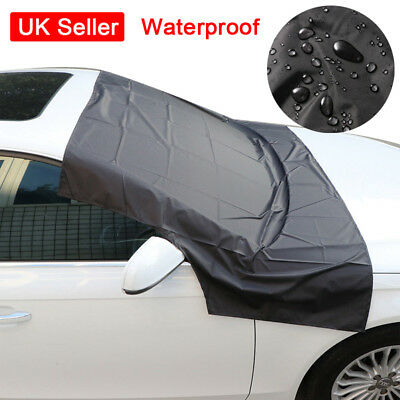 Car Magnetic Windscreen Cover Window Ice Frost Snow Protector Shield Covers SUN
