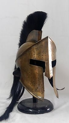 Spartan King Leonidas 300 Movie Crusader Roman Helmet Medieval Christmas Gifts