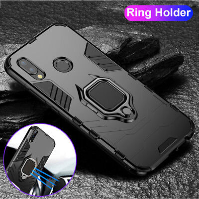 Magnetic Stand Shockproof Armor Case Cover for Huawei Honor 8X Max/Nova 3i Cover