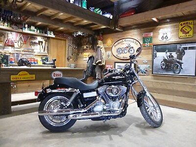 2007 HARLEY-DAVIDSON FXD Dyna Super Glide 1 owner, immaculate 2375 miles