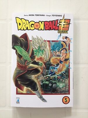 Manga Dragon Ball Super 5 - Akira Toriyama -  Star Comics  Nuovo