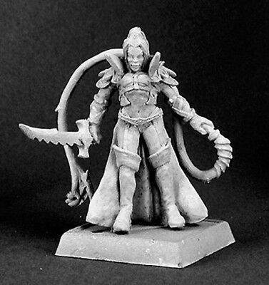 Reaper Miniature Lorena of the Whip Overlords Sergeant 14259 Overlords Unpainted