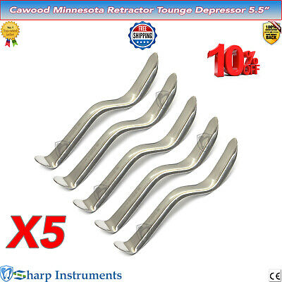 Minnesota Cheek Retractor Mouth Retractors Stainless Dental Surgical Instruments