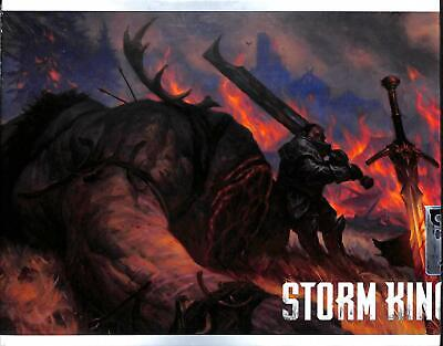 STORM KING'S THUNDER, Dungeons and Dragons D&D 5e Fifth